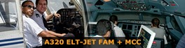 EGYPTAIR TRAINING ACADEMY Announces the launch of the ELT JET Familarization + A320 MCC Course