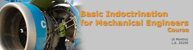 Basic Indoctrination for Mechanical Engineers Course