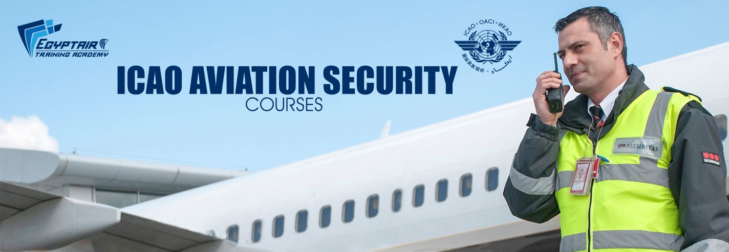 Join EGYPTAIR Training Academy for the 2020 Set of Aviation Security Courses