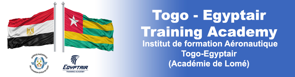 EGYPTAIR Training Academy has established a new branch on Togo. This branch will conduct courses in the aviation field for the whole central of Africa.
